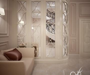 Дизайн дома, Холл 4