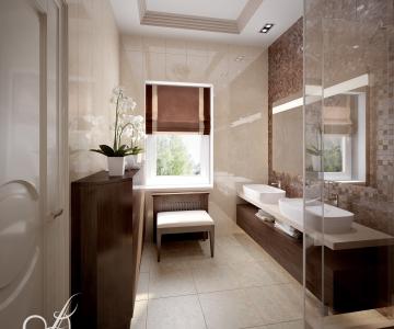Дизайн дома, Санузел род 1