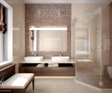 Дизайн дома, Санузел род 2