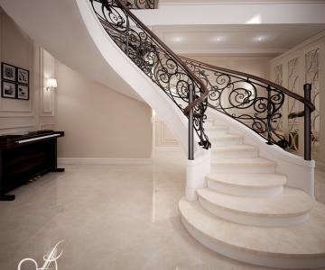 Дизайн дома, Холл 2