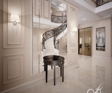 Дизайн дома, Холл 3