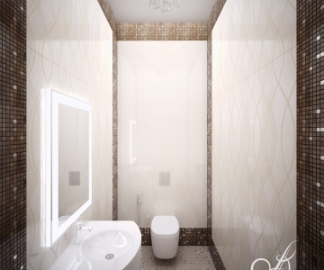 Дизайн дома, Санузел 2