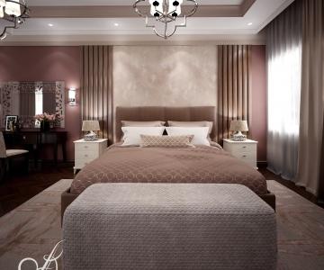 Дизайн дома, Спальня 2