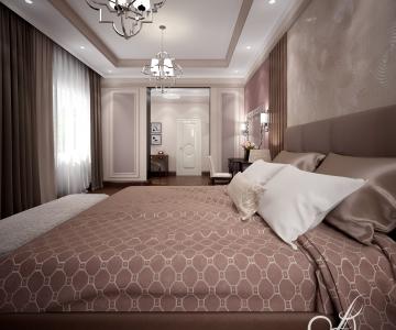 Дизайн дома, Спальня 3