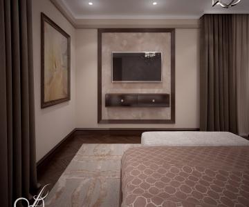 Дизайн дома, Спальня 4