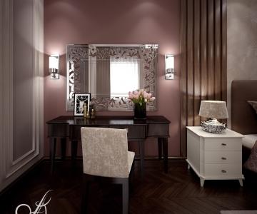 Дизайн дома, Спальня 6