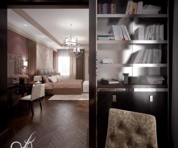 Дизайн дома, Спальня 7