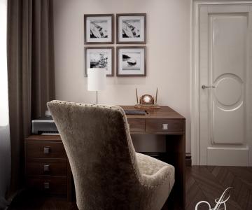Дизайн дома, Спальня 8