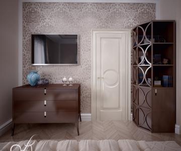 Дизайн дома, Спальня Д 5